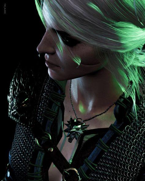 Ciri Lesbisch Witcher The Ciri