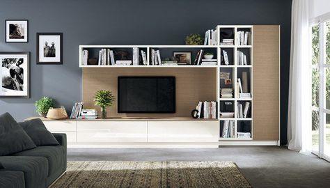Scenery di Scavolini, design by King&Miranda | Arredamento ...