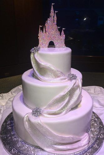 Fascinating Wedding Cakes Pictures And Designs ★ See more: www. Fascinating Wedding Cakes Pictures And Designs ★ See more: www. Princess Wedding Cakes, Funny Wedding Cakes, Amazing Wedding Cakes, Cinderella Wedding, Elegant Wedding Cakes, Wedding Cake Designs, Wedding Humor, Disney Wedding Cakes, Castle Wedding Cake