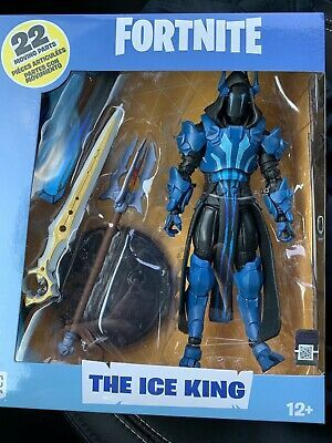 Mcfarlane Toys Fortnite The Ice King 7in Action Figure Brand