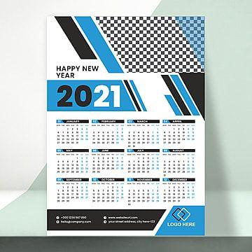 2021 Wall Calendar Design Template Calendar Design Wall Calendar Design Calendar Design Template