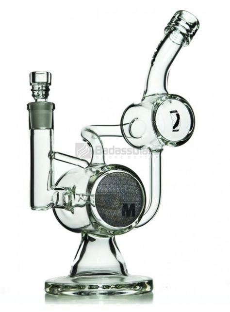 Dolores Guy 4.5 Inch Inline Percolator Glass Craft