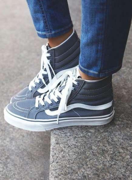 51+ beste Ideen, wie man Vans High Top Outfit Mode trägt