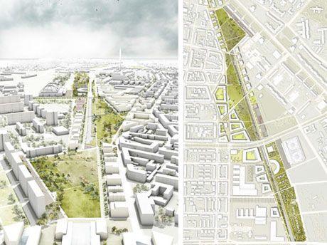 Architekten Profil Im Baunetz Von Atelier Loidl Landschaftsarchitekten D 10965 Berlin Atelier Stadteplanung Stadtebauplan Landschaftsarchitektur Perspektive
