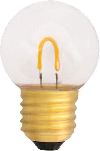 Led Bulb Amber Led Filament Golf Ball Dimmable Pendant Furniture Efficient Eco Lamp Energy Lighting Led Lights Gogreen Led Bulb Bulb Led