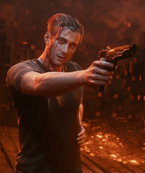 Rafe, Uncharted 4: A Thief's End