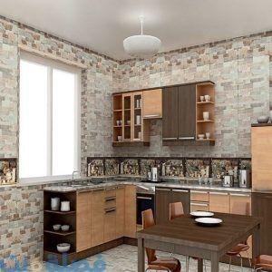 سيراميك حوائط مطبخ وحمام بأجمل الأشكال العصرية Kitchen Home Decor Decor