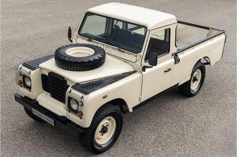 Droom Occasion Tweedehands Land Rover Series Iii Pick Up Uit 1978