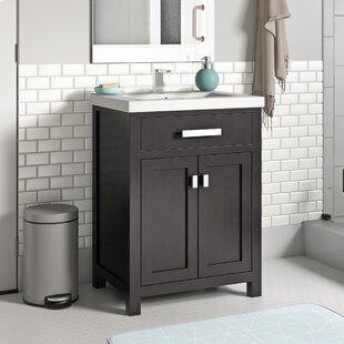 Fresca Cambria 24 Single Bathroom Vanity Wayfair Bathroom Vanity Small Bathroom Vanities Single Bathroom Vanity
