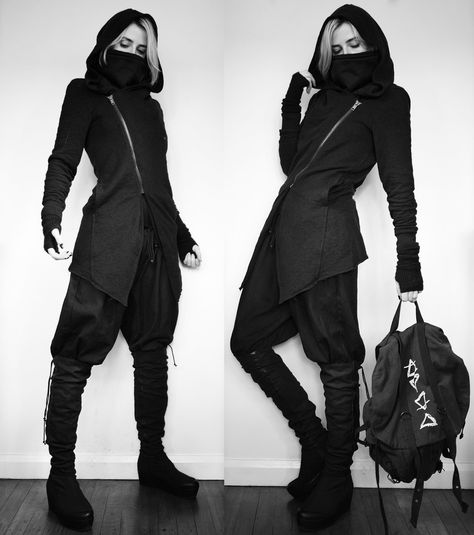 Kona's battle outfit idea #2