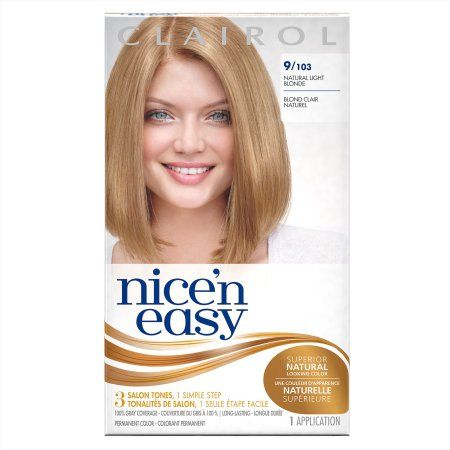 Cvs Clairol Hair Color Only 0 49 Become A Coupon Queen Clairol Hair Color Neutral Blonde Permanent Hair Color
