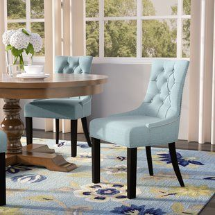 Kitchen Dining Chairs You Ll Love Wayfair Dining Chairs Upholstered Side Chair Solid Wood Dining Chairs