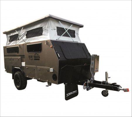 Tuff Track Escape Far Horizon Campers Overland Truck Trailers For Sale Camper Trailers