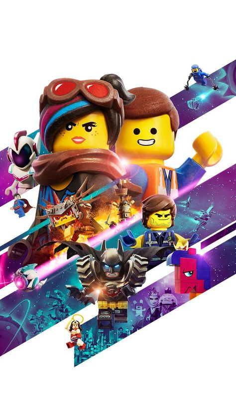 The Lego Movie 2: The Second Part (2019) Phone Wallpaper   Moviemania