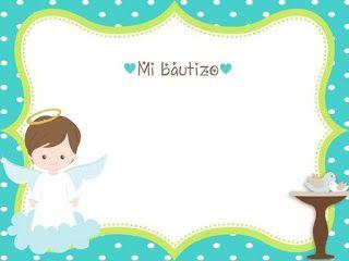 Moldes Y Tutorial Para Hacer Angelitos De Bautizo Y Primera