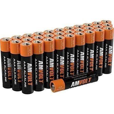 Top 18 Best Aaa Batteries Reviews In 2021 Top Brands Aaa Batteries Alkaline Battery Batteries