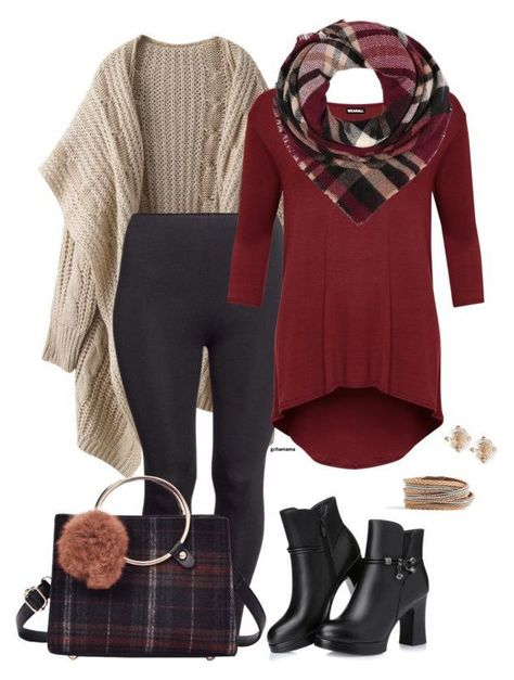 leggings outfit winter lazy plus size
