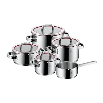 Wmf Function 4 Pannenset 5 Delig Cookware Set Wmf Cookware