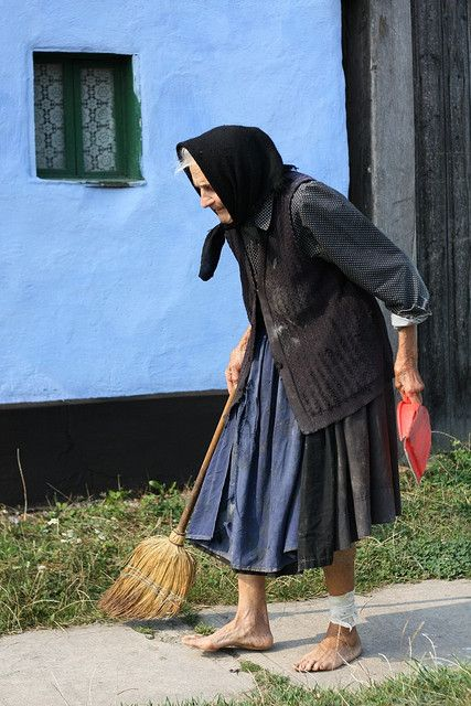 there is beauty in the old age and finally you realize what is your mission on earth  (taken in west Romania)