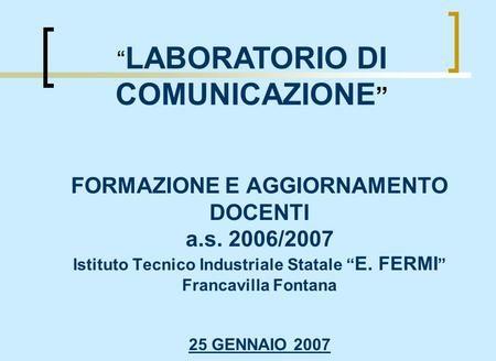 Laboratorio Di Comunicazione Comunicazione Contare I Soldi E