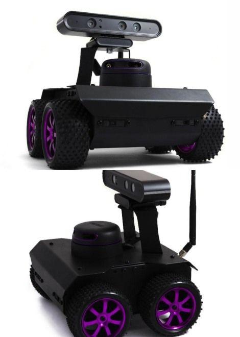 ROSbot 2 0 PRO: Autonomous Open Source Robot | Awesome