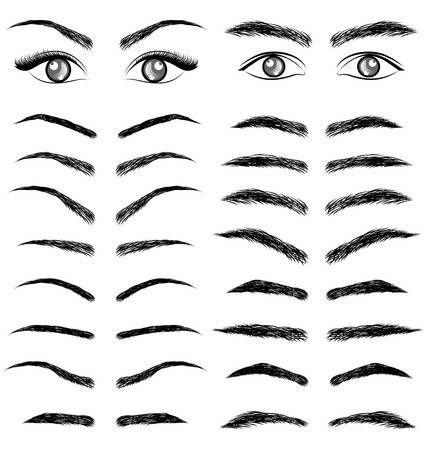 Clip Cookdiary Net Drawn Eyelash Male 9 427 X 450 For Android Windows Mac And Xbox In 2020 Eyebrow Styles Eyebrows Sketch Cartoon Eyebrows