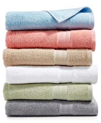 Sunham Soft Spun 27 Cotton Bath Towels Towel Collection Towel
