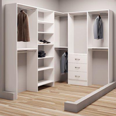 Trendy Diseos De Closet De Madera 30 Ideas Home Depot Closet Home Depot Closet System Closet Layout