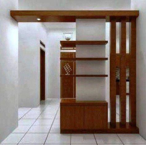partition ruang tamu | desainrumahid