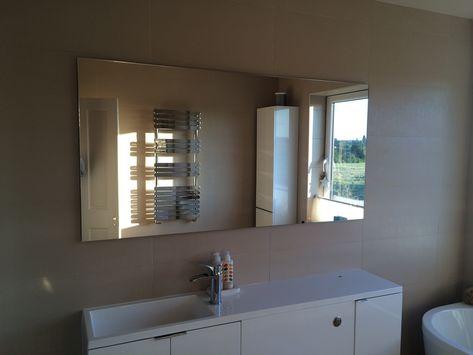 A Mirrorworld Customers Bathroom Mirror Have Your Bathroom Mirror Steam Free By Adding A Heated Mirror Demistin Mirror Bathroom Mirror Lighted Bathroom Mirror