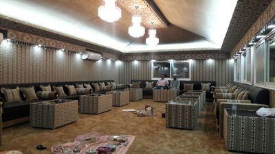 Arabic Sofa Seating Majlis Sofa Seating Sadu Sofa Seating Wedding Tents Rental Furniture Rental Lighting Rent Seating Tent Decorations Rental Furniture