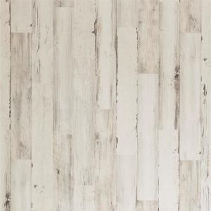 1 8 In X 4 In X 12 42 In Peel And Stick Blue Gray Wooden Decorative Wall Paneling 40 Sq Ft In 2020 White Wood Paneling Painted Paneling Walls Wainscoting Panels