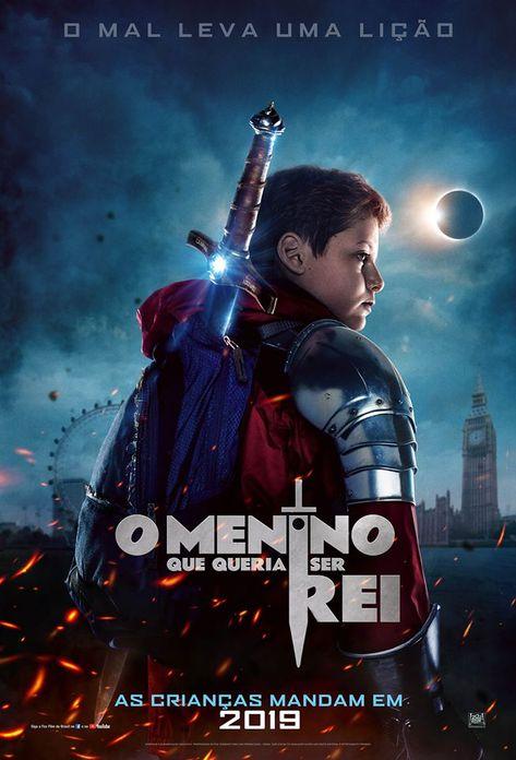 O Menino Que Queria Ser Rei Filme Assistir Completo Online Dublado