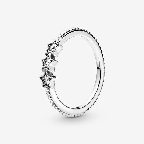 pandora anello stella