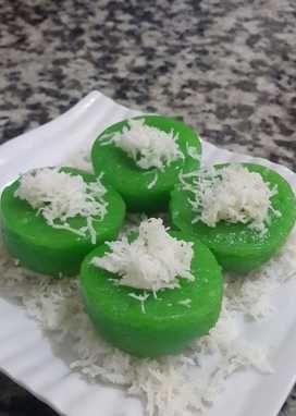 Resep Kue Ijo Kue Lumpang Oleh Dapur Reny Resep Makanan Ringan Manis Makanan Resep Kue
