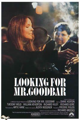 à La Recherche De Mister Goodbar : recherche, mister, goodbar, Recherche, Mister, Goodbar, Looking, Goodbar,, Richard, Gere,, Diane, Keaton