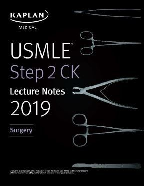 Download Usmle Step 2 Ck Lecture Notes 2019 Surgery Pdf Free With