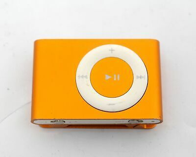 Ad Ebay Link Apple Ipod Shuffle 2nd Gen Ma953ll A1204 1gb Music Player In 2020 Apple Ipod Music Players Apple