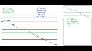 Always In Profit Forex Hedged Martingale Strategy Part 1 Tags