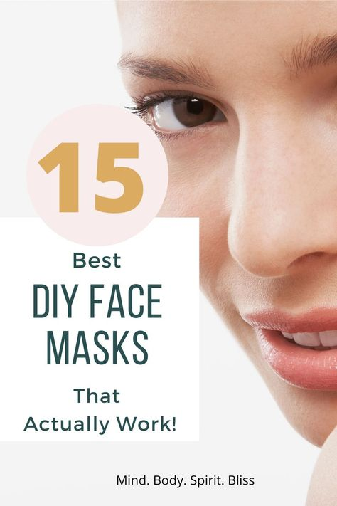 #DIY  #homemade  #naturalbeauty #Are #you #in  Are you in need of the best DIY face mask so you can have younger, acne free skin?  Then look no further then these 15 homemade face masks made out of 2 ingredients that you have in your pantry right now! These face masks are for wrinkles, blackheads, pores, moisturizing, brightening, or for oily skin.  Whatever your skin type, there is a 2 ingredient homemade face mask that you'll love more than your drugstore face mask you have now!