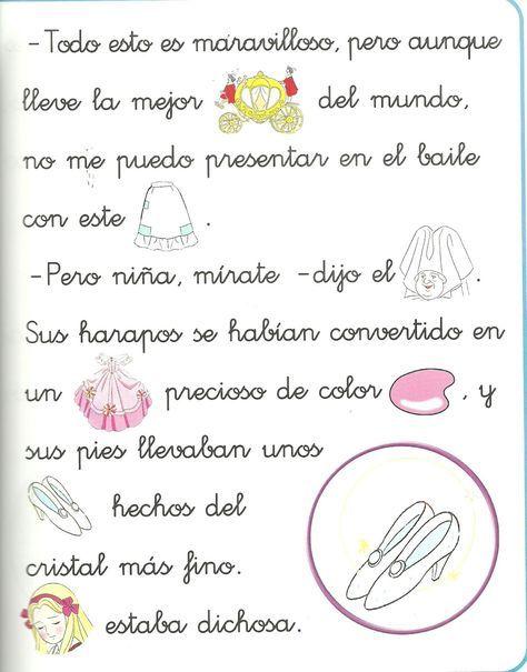 Cuento De Cenicienta Con Pictogramas Spanish Vocabulary Bullet Journal Website