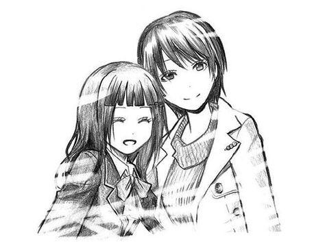 Akari and Aguri Yukimura    Assassination Classroom