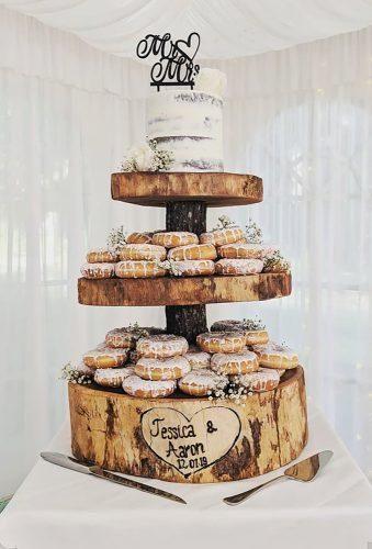 Donut Hochzeit Dekor Trends 2019 Deko Ideen Deko Dekor Donut Hochzeit Ideen Trends Wedding Donuts Wedding Cake Alternatives Donut Bar Wedding