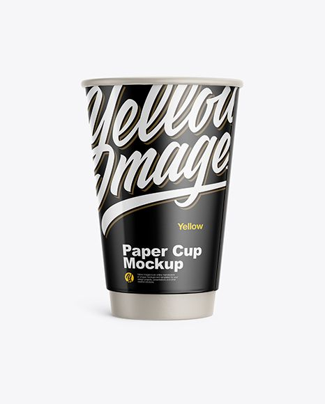 Download Paper Coffee Cup Mockup Free Yellowimages