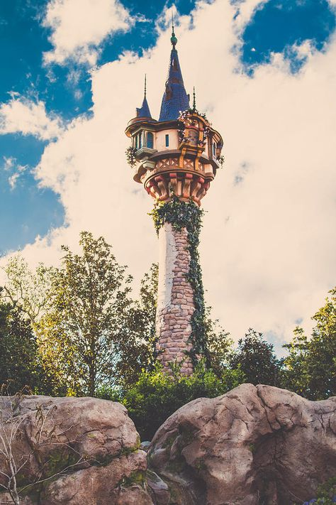 Rapunzel's Tower is a photograph by Sara Frank which was uploaded on March 21st, 2014. The photograph may be purchased as wall art, home decor, apparel, phone cases, greeting cards, and more. All products are produced on-demand and shipped worldwide within 2 - 3 business days.