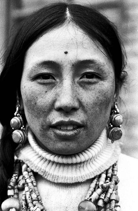 Tibetan boy's mother by Peanutsalad on DeviantArt