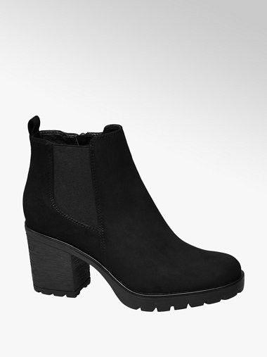 Deichmann Chelsea Boots Women Black Chelsea Boots Women Black Chelsea Boots