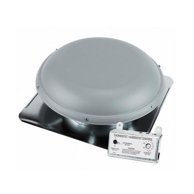 Air Vent 1170 Cfm Gray Power Roof Mount Attic Ventilator Rv26gr