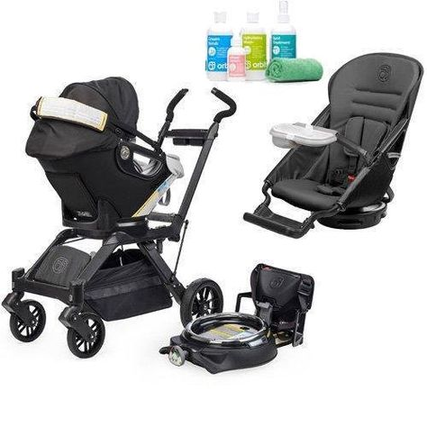 Special Offers - Orbit Baby Infant Travel Collection G3 with Spa Kit Black - In stock & Free Shipping. You can save more money! Check It (July 17 2016 at 06:06PM) >> http://babycarseatusa.net/orbit-baby-infant-travel-collection-g3-with-spa-kit-black/
