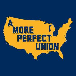 to form a more perfect union means to be together perfectly ...